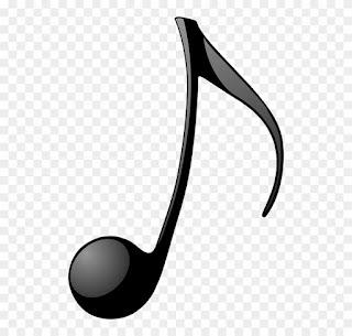 notas musicales vector
