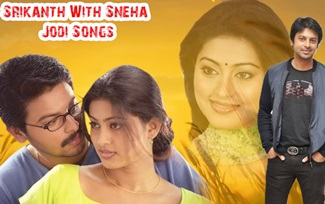 Srikanth with sneha hits