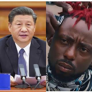 Nigeria May One Day Wake Up To A Chinese President - Erigga