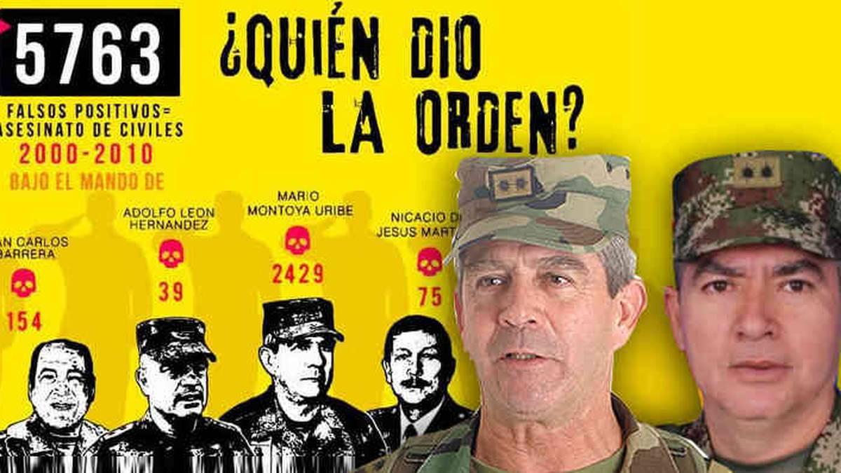 Los falsos positivos en Colombia no fueron 2.248 sino 6.402 dice la JEP