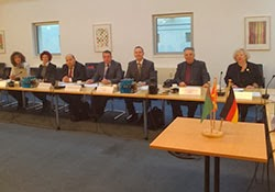 Delegation from the Republic of Macedonia visits Germany to study implementation of the International Health Regulations