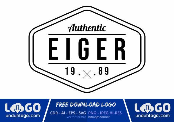 Logo Eiger 1989