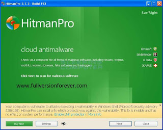 download Hitman Pro trojan virus remover latest