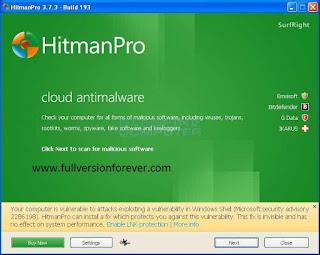 download Hitman Pro trojan virus remover latest