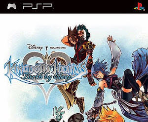 Kingdom Hearts Birth by Sleep [ISO][psp][ppsspp][mega][1 link]