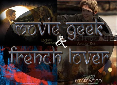 Movie Geek & French Lover