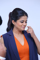 Priyamani in Beautiful Short Deep neck Orange Dress ~  Exclusive 58.JPG
