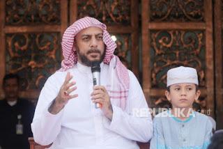 Temui HRS, Syekh Ali Jaber: Tak ada Presiden Maupun Raja Manapun yang Disambut Seperti Itu