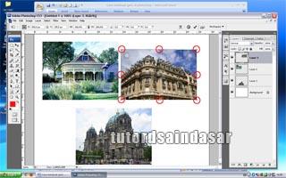 Cara Mengecilkan Dan Memperbesar Ukuran Gambar Tutorial Photoshop Tips Power Point Tutordsain