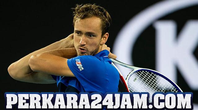 Setelah Kalahkan Novak Djokovic, Medvedev Juga Ingin Kalahkan Rafael Nadal