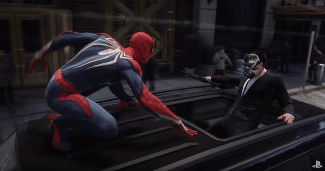 Ulasan Gameplay Spider-Man PS4 dan Tanggal Rilis