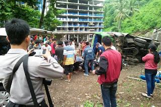 Kecelakaan Malimbu, 12 Orang Telah Dimintai Keterangan