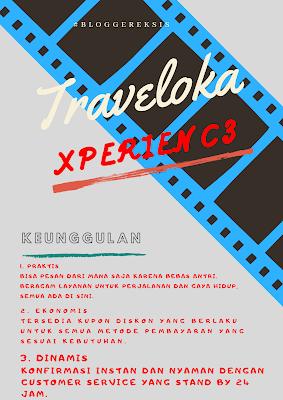 keunggulan Traveloka Xperience