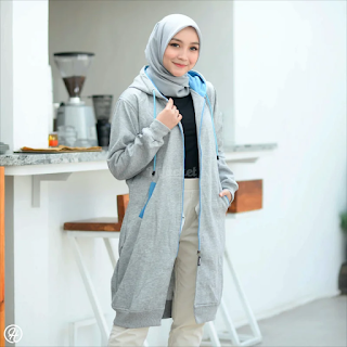 Hijacket Basic GREY X TURKISH HJ-11