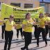 Pit Stop - Dia da Conscientização do Suicídio. Assistentes Sociais abraçam esta causa.