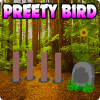 AvmGames Escape Pretty Bird