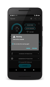 iSpeed – Premium Memory Booster v4.3 (Patched) APK