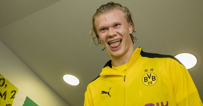 Borussia Dortmund and Real Madrid in verbal agreement for the sale of Erling Haaland