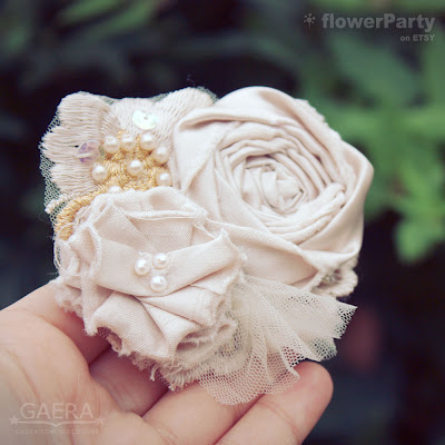 gaera design studio rustic wedding hair accessories by gaera