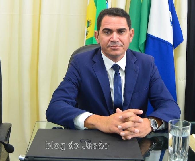 Lulinha poderá ser candidato a prefeito de João Câmara em 2020, diz vereador Pastor Frank