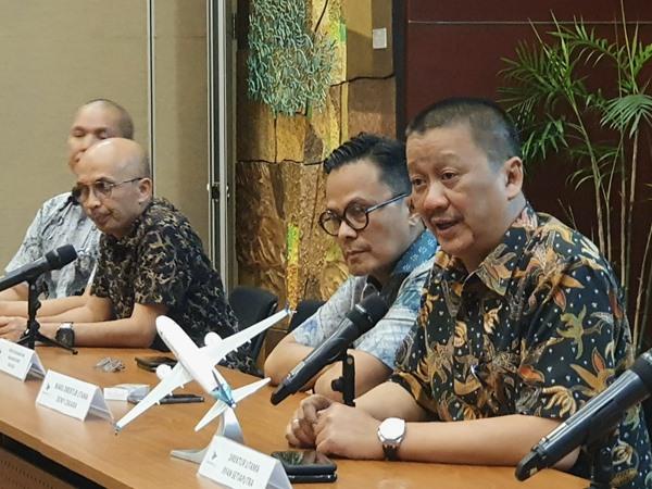 Utang Jatuh Tempo USD500 Juta , Garuda Minta Bantuan Keuangan