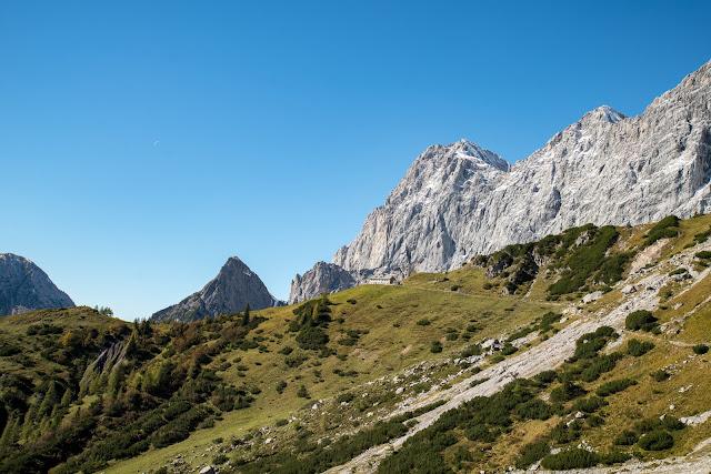 5-Hüttenweg und Jungfrauensteig  Wandern in Ramsau am Dachstein 08