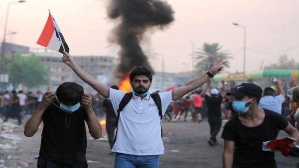 Gobierno de Irak levanta toque de queda pese a protestas