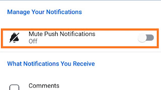 How to close Facebook notifications-lexonhindi.in