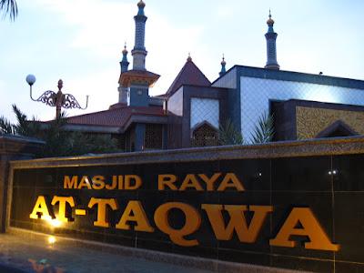 Kajian Ustadz Badrusalam di Masjid At Taqwa Cirebon Terpaksa Dibatalkan