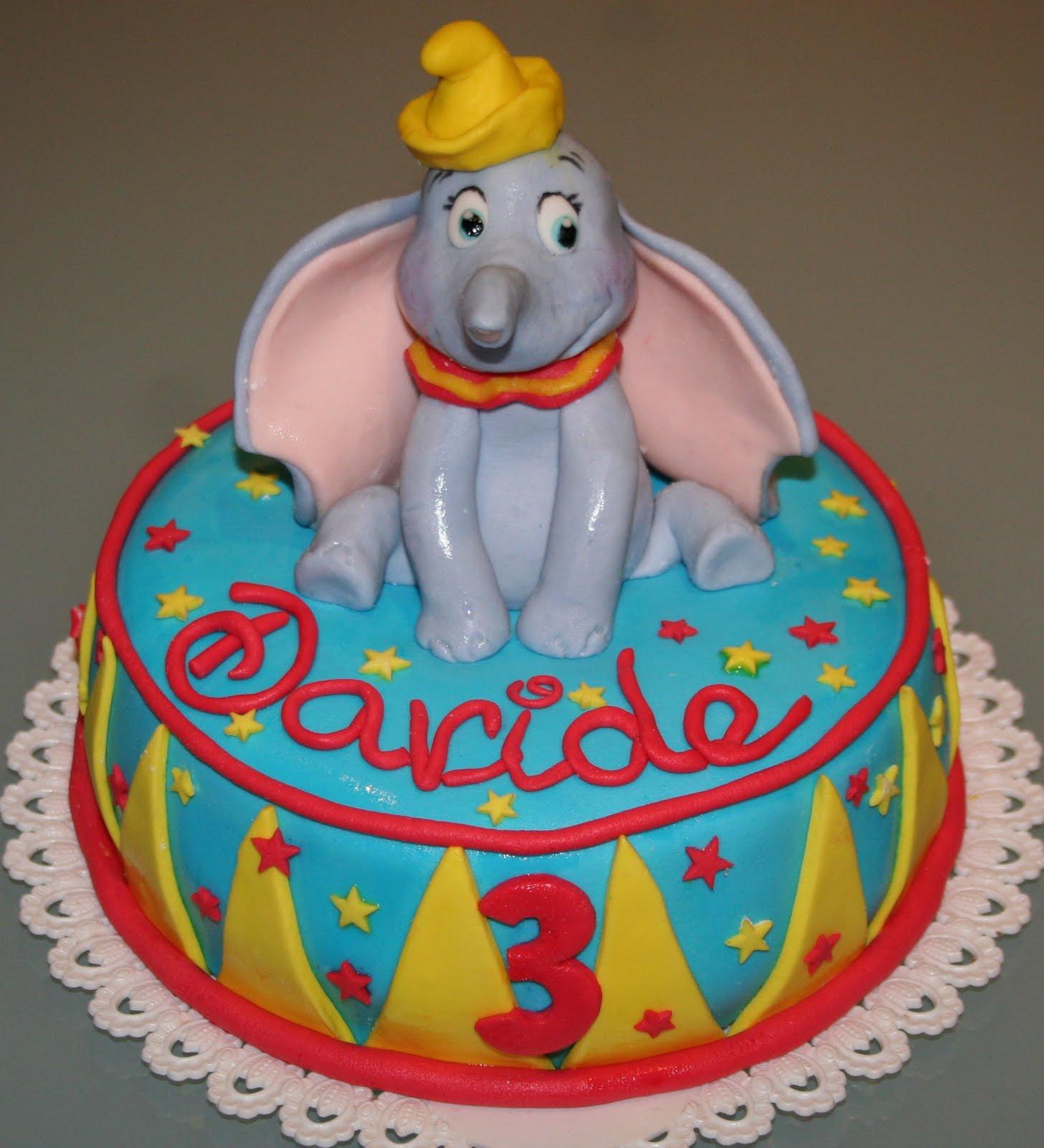 Dumbo Cake Cake Ideas And Designs