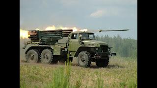 MLRS BM-21 Grad