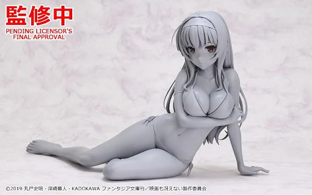 Saekano the Movie: Finale 1/4 Scale Figure Utaha Kasumigaoka: Animation Ver. [AQ]