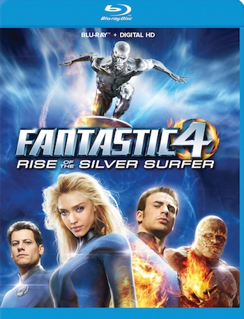 Fantastic Four Rise Of The Silver Surfer 2007 300Mb 480p BRRip Dual Audio Download