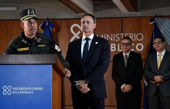 Un militar que fue sacado de la DNCD entre los supuestos miembros de la red de César el Abusador
