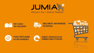 Jumia the Africa's Online Shopping mall