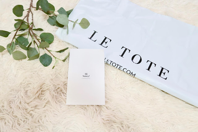 Le Tote Packaging