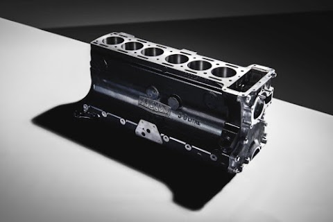 Jaguar Classics Offers Legendary 3.8-Liter Engine Block for First Time in 50 years.