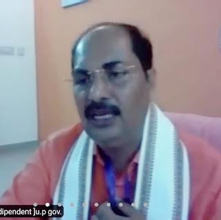 भाजपा कार्यकर्ताओं ने जरूरतमंदों की सेवा कर एक अतुलनीय मिसाल कायम की : उपेंद्र तिवारी | #NayaSaberaNetwork
