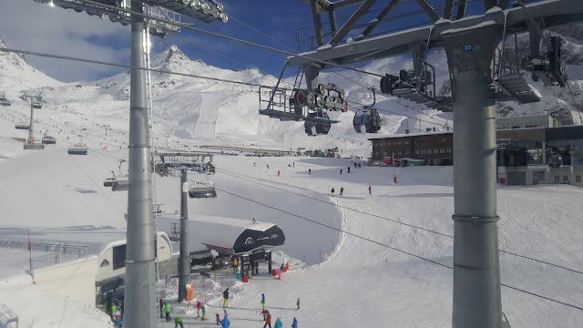Горнолыжная школа Ишгль инструктор по горным лыжам