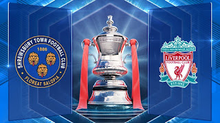 موعد مباراة ليفربول و شوروسبري تاون والقنوات الناقلة في دوري كأس الإتحاد الإنجليزي