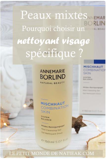 critique sur le soin naturel Anne Marie Börlind