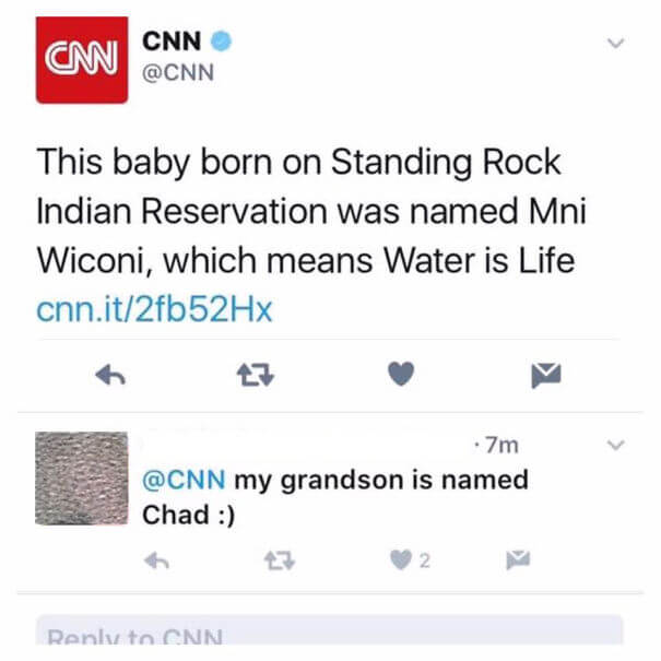 25 Hilarious Times Our Grand Parents Failed To Use Social Media - Chad