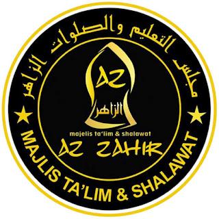 Jadwal Majlis Ta'lim dan Sholawat Az Zahir
