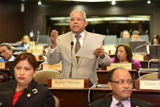 Productividad Legislativa Diputado Rafael Méndez registra 16 Proyectos  Tocan Provincia Bahoruco y  Región Fronteriza.