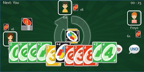 Uno Free Game