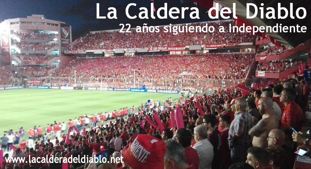#22AñosCaldera