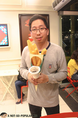 A Not-So-Popular Kid with the La Lola Churros