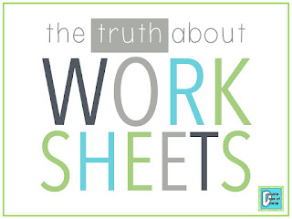 math worksheets for teachers