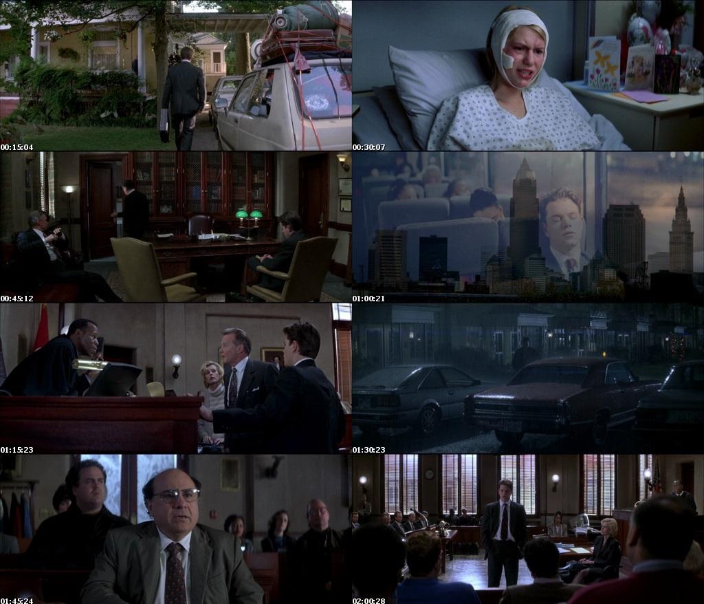 Watch Online Free The Rainmaker (1997) Full Hindi Dual Audio Movie Download 480p 720p Bluray