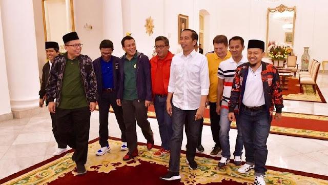 Jokowi dan 9 Sekjen Parpol Bentuk Tim Bahas Nawacita Kedua